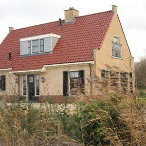 Vrijstaande woning met landelijke uitstraling, architect Z-woningen