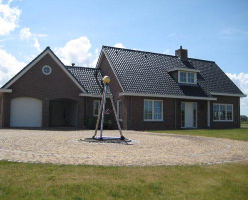 Vrijstaande woning met kelder, ontwerp Z-woningen