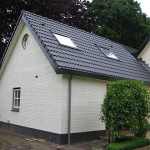 Aanbouw te Oostvoorne