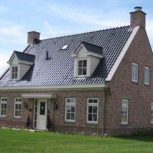 Vrijstaande woning te Abbenbroek
