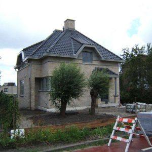 Nieuwbouw woning te Bergschenhoek