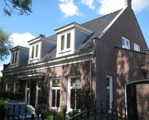 Klassieke woning met authentieke detaillering, ontwerp Z-woningen