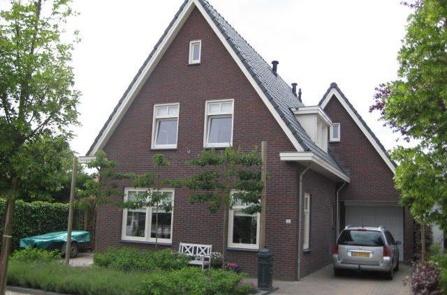 Nieuwbouw casco woning