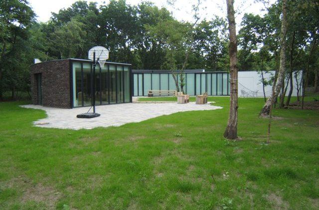 Nieuwbouw recreatiewoning, ontwerp Mei Architecten